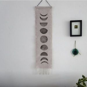 Moon Phase Wall Tapestry